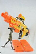 Nerf Out of Production Stampede ECS Toy Gun with Extras T067