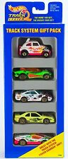 Hot Wheels Track System 5 Pack Gift Set Gold Ultra Hots - Baja Bug BW's 1996 A2