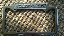 volkswagen license plate frame