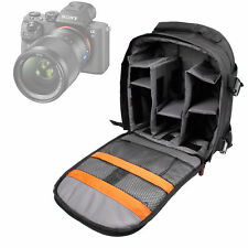 Adjustable Rucksack/Backpack With Raincover for Sony Alpha A7S II Camera