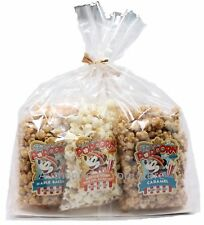 NEW Disney World Parks Main Street Flavored Popcorn Bags Variety 6 Pack Flavors