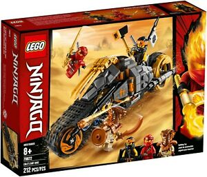 LEGO Ninjago 70672 Cole's Dirt Bike - New (Free Shipping)