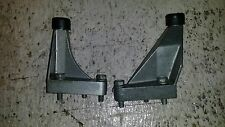 Pair 2006 Yamaha F250TXR 4 Stroke Cowling Support Stopper Brackets