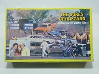 Vintage The Dukes Of Hazzard 200 Piece Jigsaw Puzzle - Complete