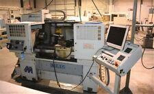 15 X 36 Milltronics Partner Ml15 2 Axis Combination Manualcnc Lathe 28898