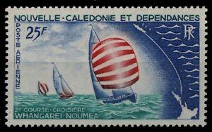 Neukaledonien 1967 - Mi-Nr. 433 ** - MNH - Segelboote / Sail boats