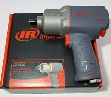 "Ingersoll Rand 2235QTIMAX 1/2"" Quiet Super Duty Titanium Air Impact Wrench"