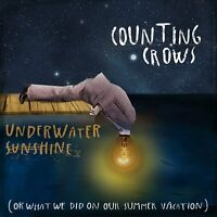 LP Counting Crows - Underwater Sunshine, Yellow Vinyl,  Vinile nuovo