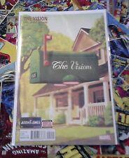 THE VISION #2  (FEB, 2016)   MARVEL Mike Del Mundo Cover