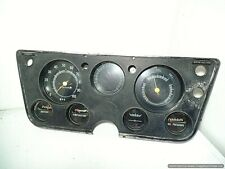 1972 Chevrolet Chevy Truck C60 Speedometer Head Cluster w/ Guages OEM