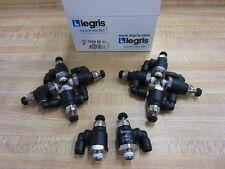Legris 7045 56 11 70455611 Flow Control Regulators - 1/8 (Pack of 10)