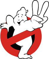 """GhostBusters 2 Vinyl Sticker Decal 18""""  (full color)"""