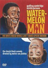 The Watermelon Man (DVD) Melvin Van Peebles, Godfrey Cambridge, Estelle P. RARE!