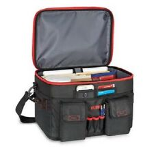 Uline Mobile Desk Bag, Holds laptop, digital tablet, File Organization, Biders