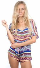 Unbranded Geometric Regular Size Jumpsuits, Rompers & Playsuits for Women
