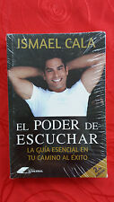 El Poder de Escuchar (Spanish Edition) by Ismael Cala (Paperback) New, Self-Help