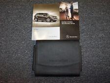 2011 Mercedes Benz M-Class Owner Owner's Manual ML 350 ML450 ML ML 550 ML 63