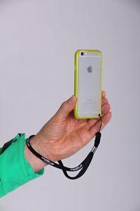 Schützhülle mit Hals/Handschlaufe IPhone6/6S Snowbumper Driver13 grün