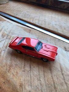 1969 Pontiac GTO Judge  (Franklin mint) 1/43 !!!RARE!!!
