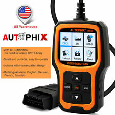 OBD2 Code Reader Check Engine I/M Readiness DTC Auto Car Scanner Diagnostic Tool