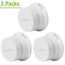 ABS Wall Mount Bracket for Google Wifi Router Wall Protective Holder (3 Packs)