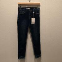 NWT Flying Monkey Women's Jeans Blue Skinny Size 24 New item
