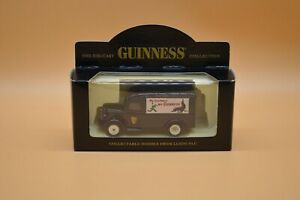 Lledo No 63007 - Model Of A 1950 Bedford 30 cwt Van - THE GUINNESS COLLECTION