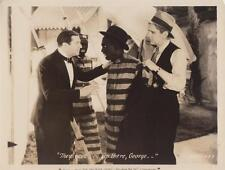 """Moran & Mack """"The Two Blk Crows"""" in """"Why Bring it up"""" Orig. Promotional Still'29"""