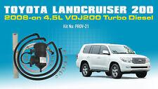 Mann ProVent Oil Catch Can Kit for Toyota Landcruiser 2008-on 4.5L VDJ 200s TD