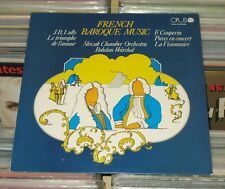French Baroque Music - LP (VG+) Lully Couperin/Slovak Chamber Orchestra, Warchal