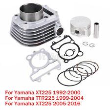 Cylinder Piston Gasket Top End Set Bore 70mm For Yamaha XT225 TTR225 TTR230