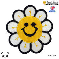 Sun Flower Disney Embroidered Iron On Sew On Patch Badge For Clothes etc