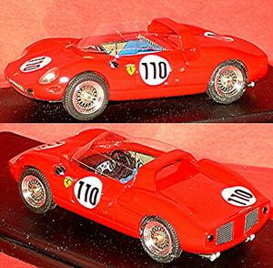 Ferarri 250 P Vincitore Nürburgring 1963 #110 Mairesse 1:43 Jolly Model Resina