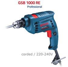 Bosch GSB 1000 RE Professional Drill 500W Key Chuck 3.5lb 10mm 1.5Nm Corded_220V