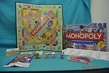 Littlest Pet Shop Edition Monopoly Board Game 2008 Snowflake Dachshund