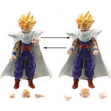 GOHAN - 2 PERSONAGGI 14Cm.- Dragon Ball Z figure Super Sayan Modellino Statuina