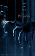 Horror Insidious The Last Key Original Double-Sided Movie Poster 27 x 40
