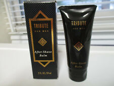 MARY KAY ~  TRIBUTE for men  AFTER SHAVE BALM ~ NEW IN BOX ~ FREE SHIPPING