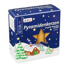 Jeka German Pyramid Candles - 17mm - German Pyramid Christmas EWA