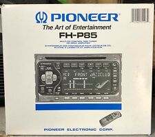 New Old School Pioneer FH-P85 Double din Cd Player,RARE,Vintage,1996,DSP,NOS,NIB