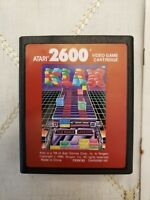 Klax for Atari 2600 Complete w/ Box/Manual