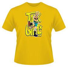 Men's Gildan T-Shirt, Tank Girl Ideal Birthday Gift Present.