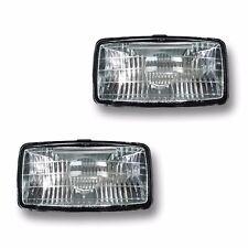 Fits 99-03 Chevrolet S10 Xtreme Driver Passenger Fog Light Lamp Assembly 1 Pair