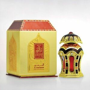 Rafia Gold 20ml by Al Haramain - Arabian Perfume Oil/Attar (Saffron/Geranium)
