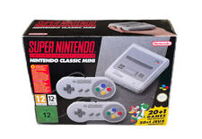 ? Nintendo SNES Classic Mini Konsole inkl 21 Spiele - NEU ?