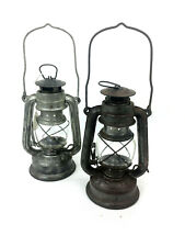 More details for vintage rare chinese parafin lamp kwang hwa 245 hurricane collectable lanterns