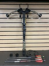 Parker Ambusher Crossbow Model X310 2016 Next G-1 Vista with Scoop.