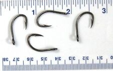 50 VMC 9260BN 9260 Live Bait Black Nickel Fish Fishing Hooks Size 1 From France