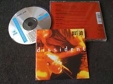 PEARL JAM / DISSIDENT /JAPAN LTD CD