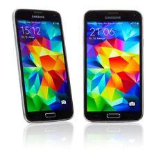 SAMSUNG GALAXY S5 - 16GB - SCHWARZ - OHNE SIMLOCK - ANDROID SMARTPHONE - HÄNDLER